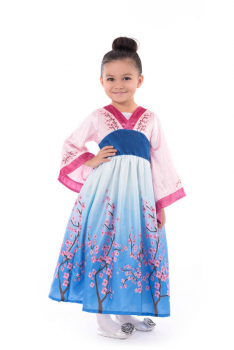 Asian Princess Costume - Medium
