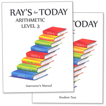 Ray's for Today Level 3 Set