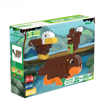 BioBuddies Forest Set (12 piece)