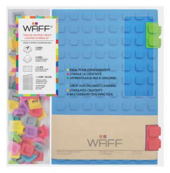 Waff Combo Large - Blue