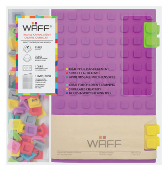 Waff Combo Large - Purple