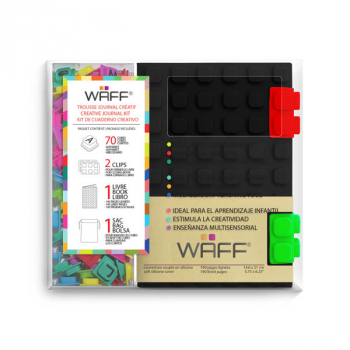 Waff Combo Medium - Black