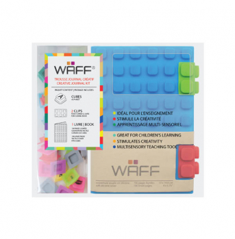 Waff Combo Medium - Blue