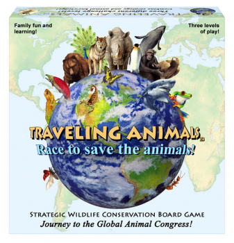 Traveling Animals Game