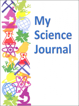 My Science Journal - 32 pages
