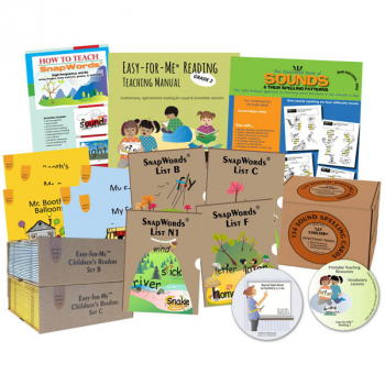 Easy-for-Me Teaching Kit, Grade 2