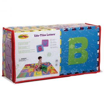 Edu-Tiles Letters Upper Case