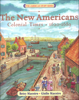 New Americans: Colonial Times, 1620-1689