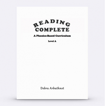 Reading Complete: Level A Student Workbook Refill Pages