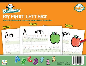 My First Letters Workbook