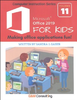 Microsoft Office 2019 for Kids