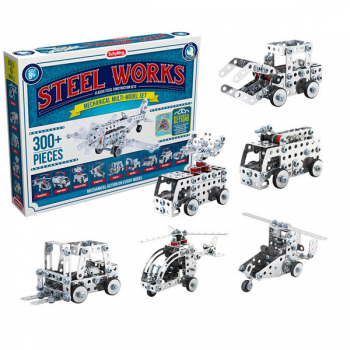Steel Works Mechanical Multi-Model Set