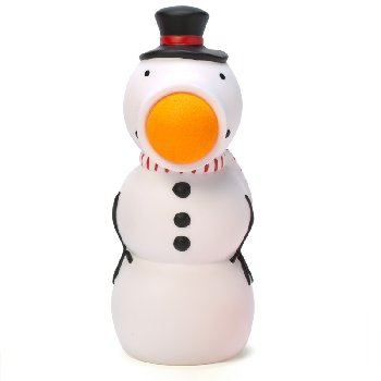 Holiday Snowman Popper