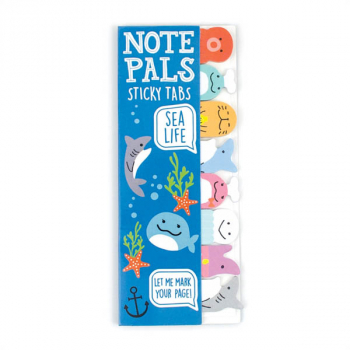Note Pals Sticky Tabs - Sea Life