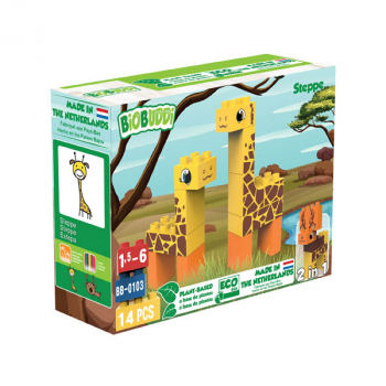 BioBuddies Steppe Set (14 piece)
