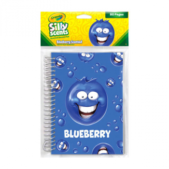 Crayola Sketch & Sniff Large Sketch Pad - Blueberry