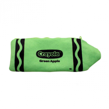 Crayola Plush Pencil Case -Granny Smith Apple