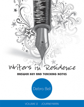 Writers in Residence Volume 2 - Answer Key