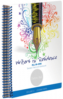 Writers in Residence Volume 2 - Journeyman