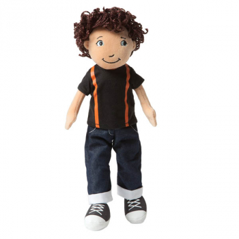 Logan Groovy Boy Doll