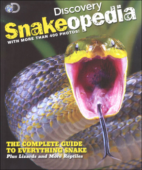 Discovery Snakeopedia: Complete Guide to Everything Snake