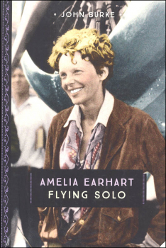 Amelia Earhart: Flying Solo (Young Voyageur)