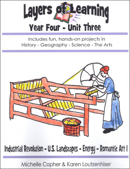 Layers of Learning Unit 4-3: Industrial Revolution, US Landscapes, Energy, Romantic Art I