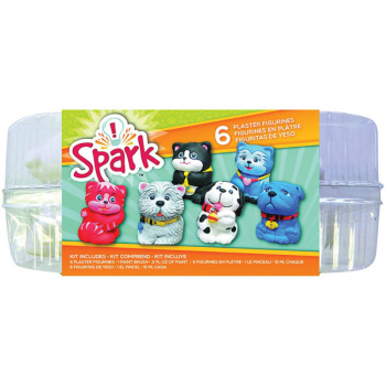 Spark Plaster Value Pack: Cats & Dogs