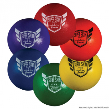 "Dodge Ball 6"" Super Skin"