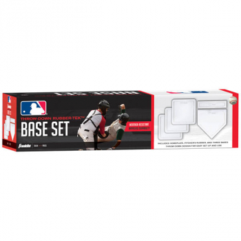 MLB Rubber Teko-Base Set (5 Pieces)