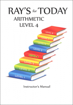 Ray's for Today Level 4 Instructor's Manual