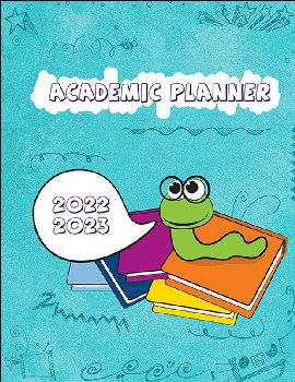 Innovate - Updated Student Planner for Elementary Kids