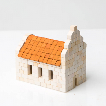 New English Church 430 Piece Mini Bricks Construction Set