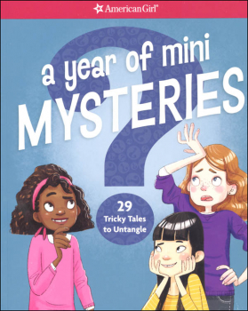 Year of Mini Mysteries: 29 Tricky Tales to Untangle