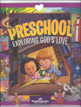 Exploring God's Love Preschool Teacher's Manual