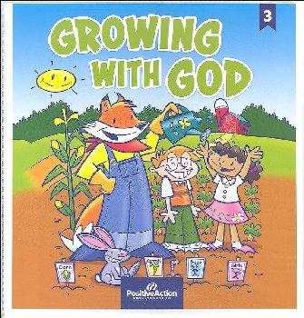 Growing With God 3rd Grade Teacher's Manual