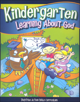 Kindergarten Learning About God Teacher's Manual