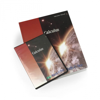 Math-U-See Calculus Instruction Pack