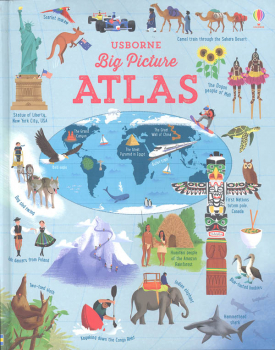 Big Picture Atlas (Usborne)