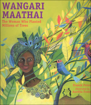 Wangari Maathai: Women Who Planted Millions of Trees