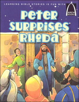 Peter Surprises Rhoda (Arch Books)