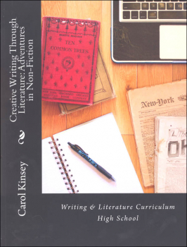 Creative Writing Through Literature: Adventures in Non-Fiction
