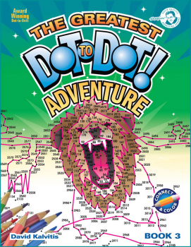 Greatest Dot-to-Dot Adventure: Book 3