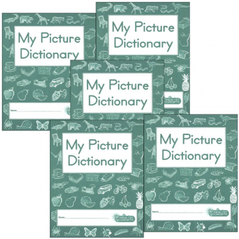 My Picture Dictionary set of 5