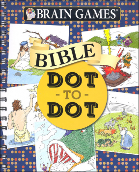 Bible Dot to Dot (Brain Games)