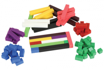 Plastic Deci-Rods Set