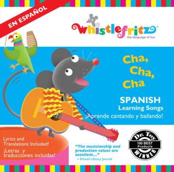 Cha, Cha, Cha - Spanish Learning Songs