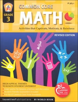 Common Core Math Activities Grade 3
