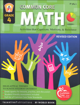 Common Core Math Activities Grade 4