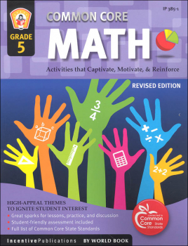 Common Core Math Activities Grade 5
